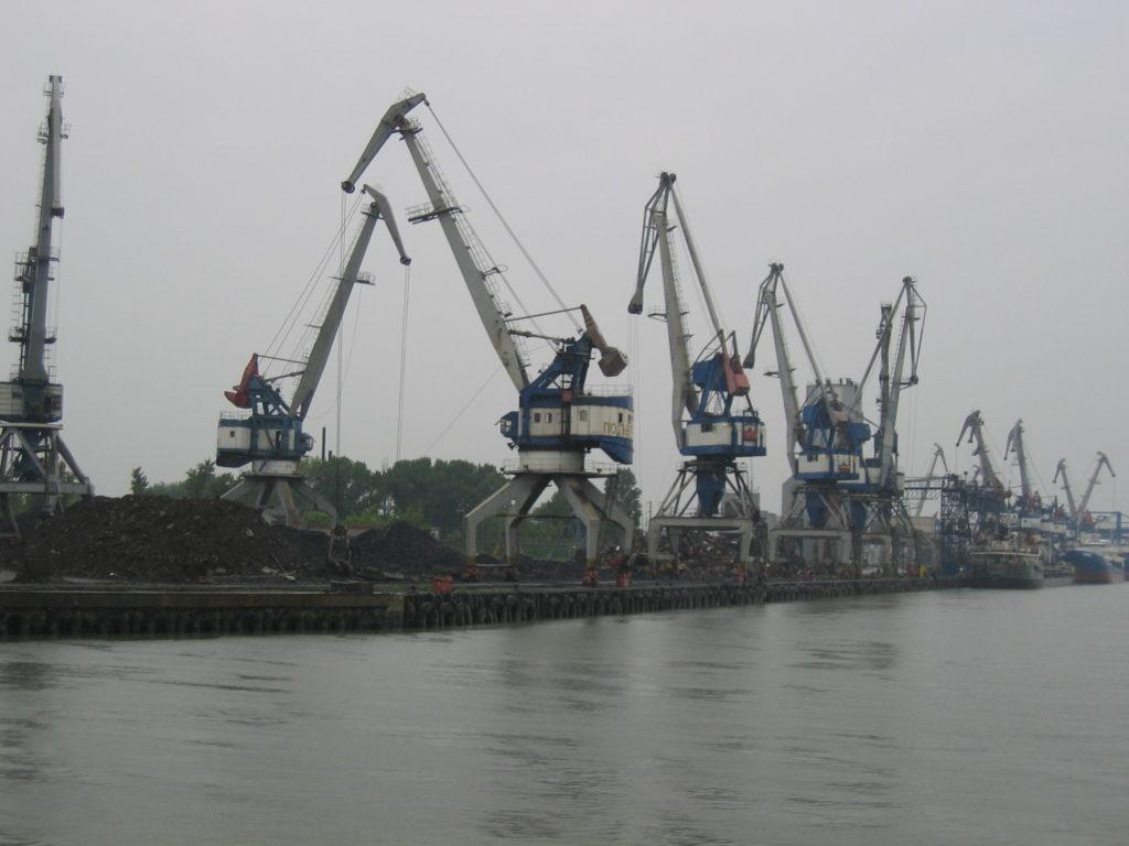 Новые Правила по охране труда в морских и речных портах